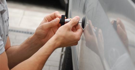 Automobilio atrakinimas