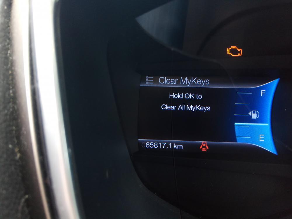 """Atliekame """"MyKey"""" funkcijos išjungimą """"Ford"""" automobiliuose"""