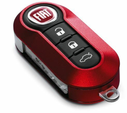 "Fiat"" raktų ypatumai"